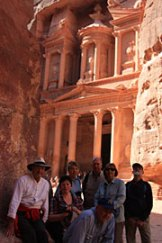 Petra was a highlight in Jordan