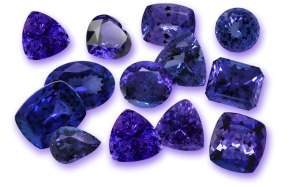 Tanzanite is now one of the most sort after gems