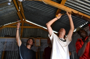 Napenda Solar Community is one of the service projects the Gap year program with Adventures Cross Country is involved.